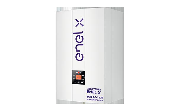 Caldaia a condensazione fgb k 35kw metano da interno miglior prezzo enel x store it - Caldaia a gas da interno ...